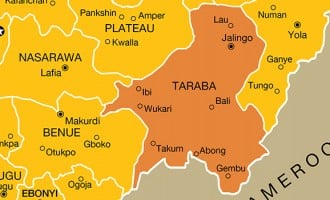 Five killed as farmers, herdsmen clash in Taraba