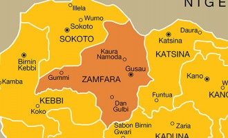 'Bandits' ambush soldiers in Zamfara