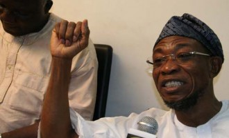Nigeria's economy needs prayers, says Aregbesola