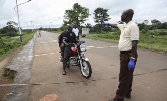 Sierra Leone, Liberia shut down for Ebola