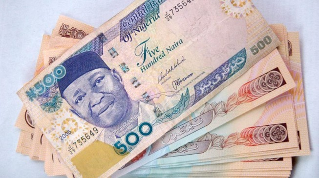 $380 million spent to defend naira in two days