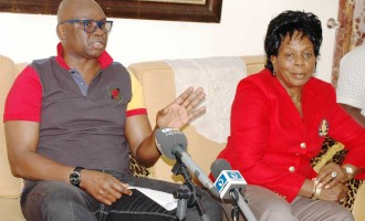 Fayose: Buhari forfeited half his salary? I am ready to forfeit all of mine
