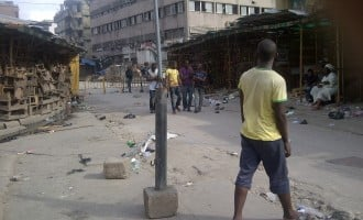 Panic in Lagos island after fatal PDP-APC clash
