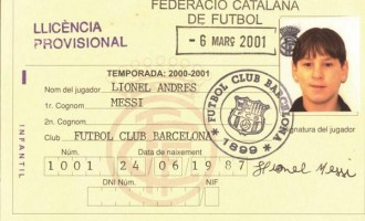 #OnThisDay Leo #Messi arrived at Barca