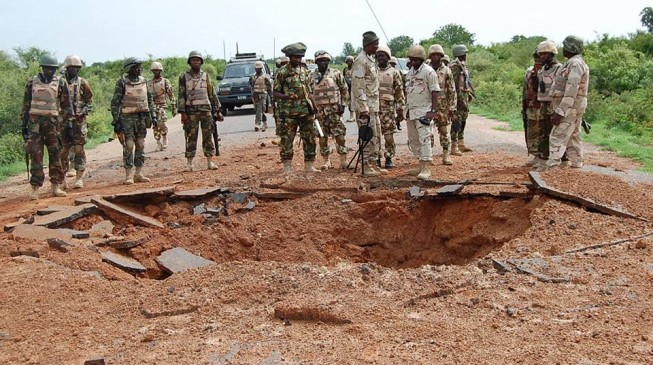 Soldiers 'capture' high-ranking B'Haram leader