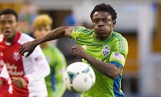 Martins bags MLS player of the month award