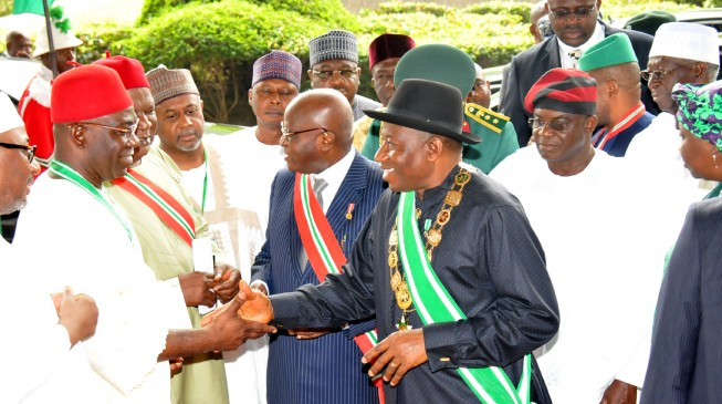 The 'grand' in PDP/Jonathan's legacy of corruption