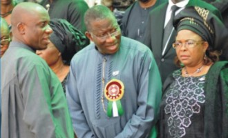 Clark: Amaechi and Jonathan will soon reconcile