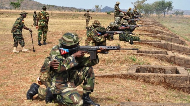 Spare a thought for slain soldiers, APC urges Nigerians