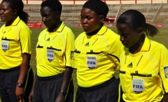 No Nigerian ref for 9th AWC