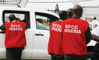 We are not holding Jonathan's cousin illegally, says EFCC
