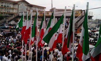 Thugs, police clash at PDP congress in Lagos