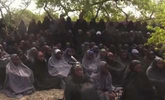 Report: Chibok girls in Boko Haram captivity not willing to return home