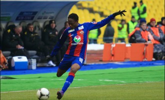 Musa on Russia player of the week award: Hard work pays