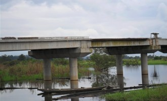Akwa Ibom police 'foil' attempt to bomb bridge