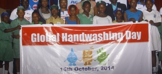 P&G promotes hand washing for disease prevention