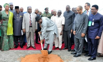 Jonathan flags off historic Azura power project