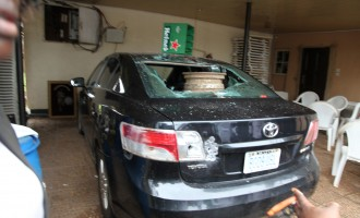 IN PHOTOS: Edo 'PDP thugs' on the rampage