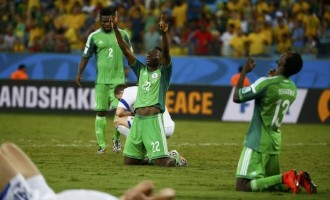 Omeruo: We'll pick the available 12 points