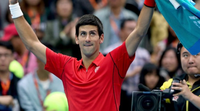 Djokovic: China open win my best career performance