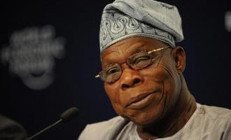 Obasanjo: I will never leave PDP but I cannot accept an indicted drug baron as my leader