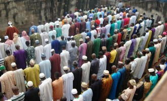 350 Borno mosques offer special prayers for Buhari