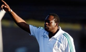 'He only signed Keshi's condolence yesterday'… Twitter reactions to Amodu's death