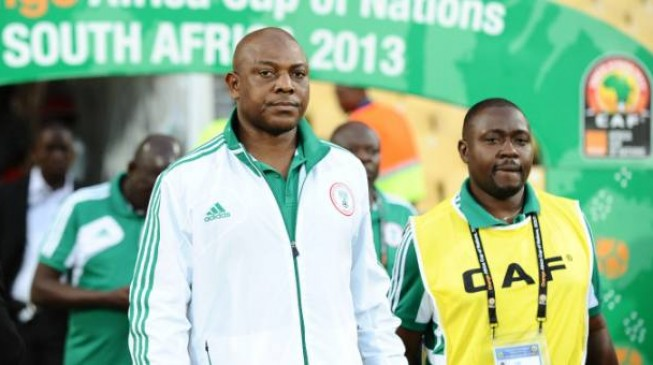 Keshi: I left Eagles after AFCON 'cos people cursed us like babies