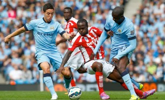 Moses Stoke City's best player, says Shawcross