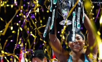 Highlights of Serena Williams' WTA finals victory