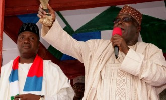 FLASHBACK: In 2014, Atiku told TheCable 'APC is my last bus stop'