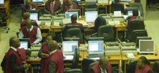 Fleeing portfolio traders sink equities market