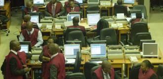 Fleeing portfolio traders sink equities market