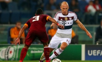 Bayern eyeing second Roma rout, City seeking first win