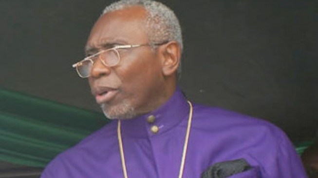 Image result for (PHOTO) Former CAN President, Ayo Oritsejafor's private jet grounded at the Airport