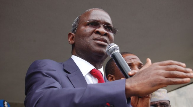 Fashola approves appointment of 4 judges