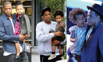 Beyonce's daughter Blue Ivy's hair finally combed