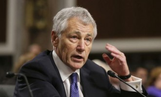 Chuck Hagel resigns as US defence chief