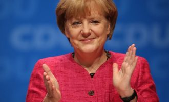 Merkel elected for fourth term as German chancellor