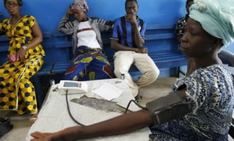 One in four Nigerians 'at risk' of high blood pressure