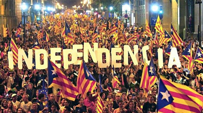 80% Catalans vote in favour of independence from Spain