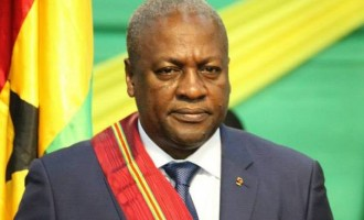Mahama: Burkina Faso to hold elections Nov. 2015