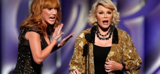 Kathy Griffin to replace Joan Rivers as Fashion Police host