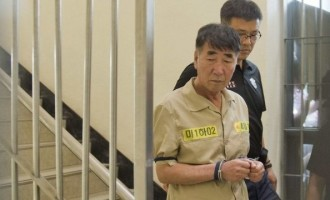 South Korean Ferry captain jailed for 36 years