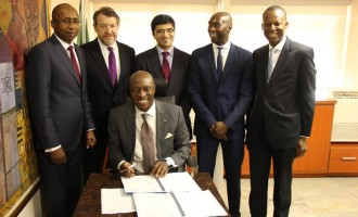 NSE, London Stock Exchange sign capital markets agreement