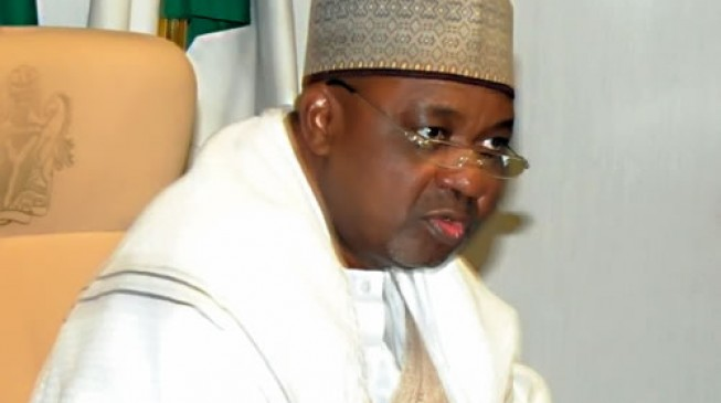 Sambo meets PDP house leaders behind closed doors