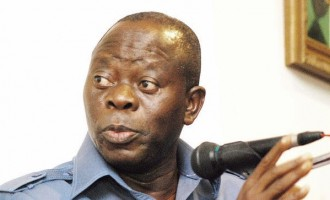 Oshiomhole: Sylva has no belief in democracy