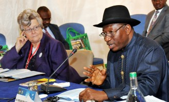 Jonathan: Army pushing back Boko Haram