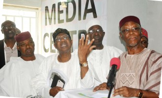 APC leaders to meet over n'assembly face-off