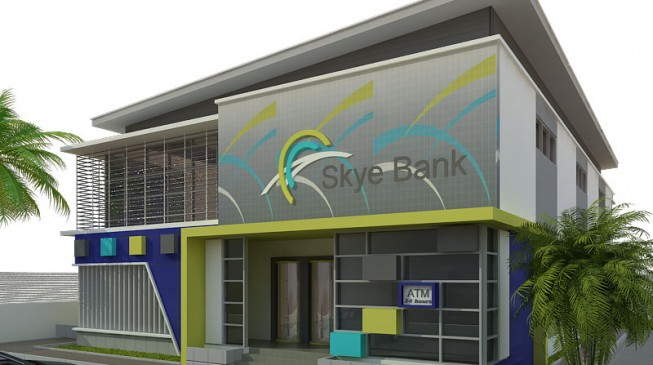 Skye Bank heads for profit drop at full year